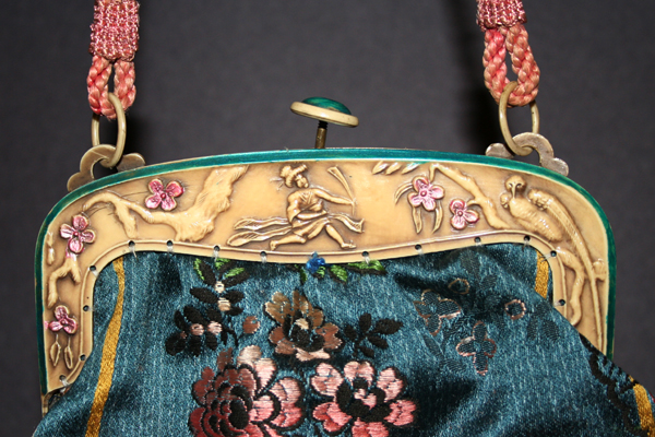 A Japanese Scene celluloid purses