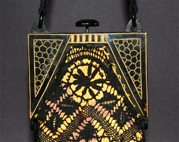Geometry celluloid purses