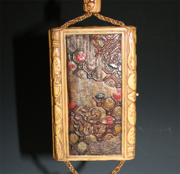 Japanese Pattern celluloid purses