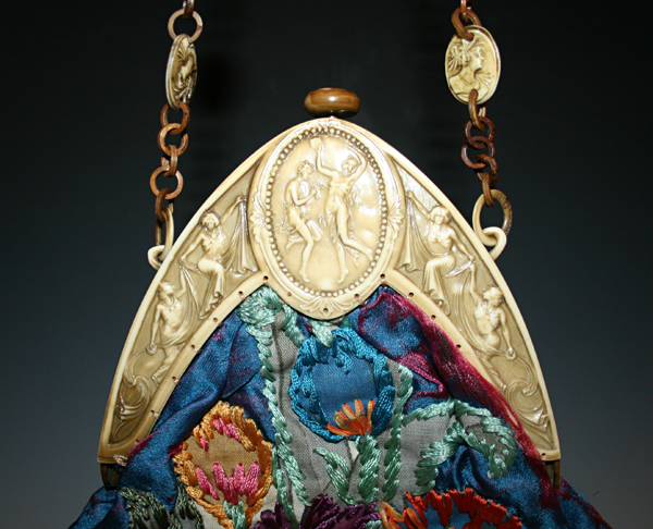 Maenads celluloid purses